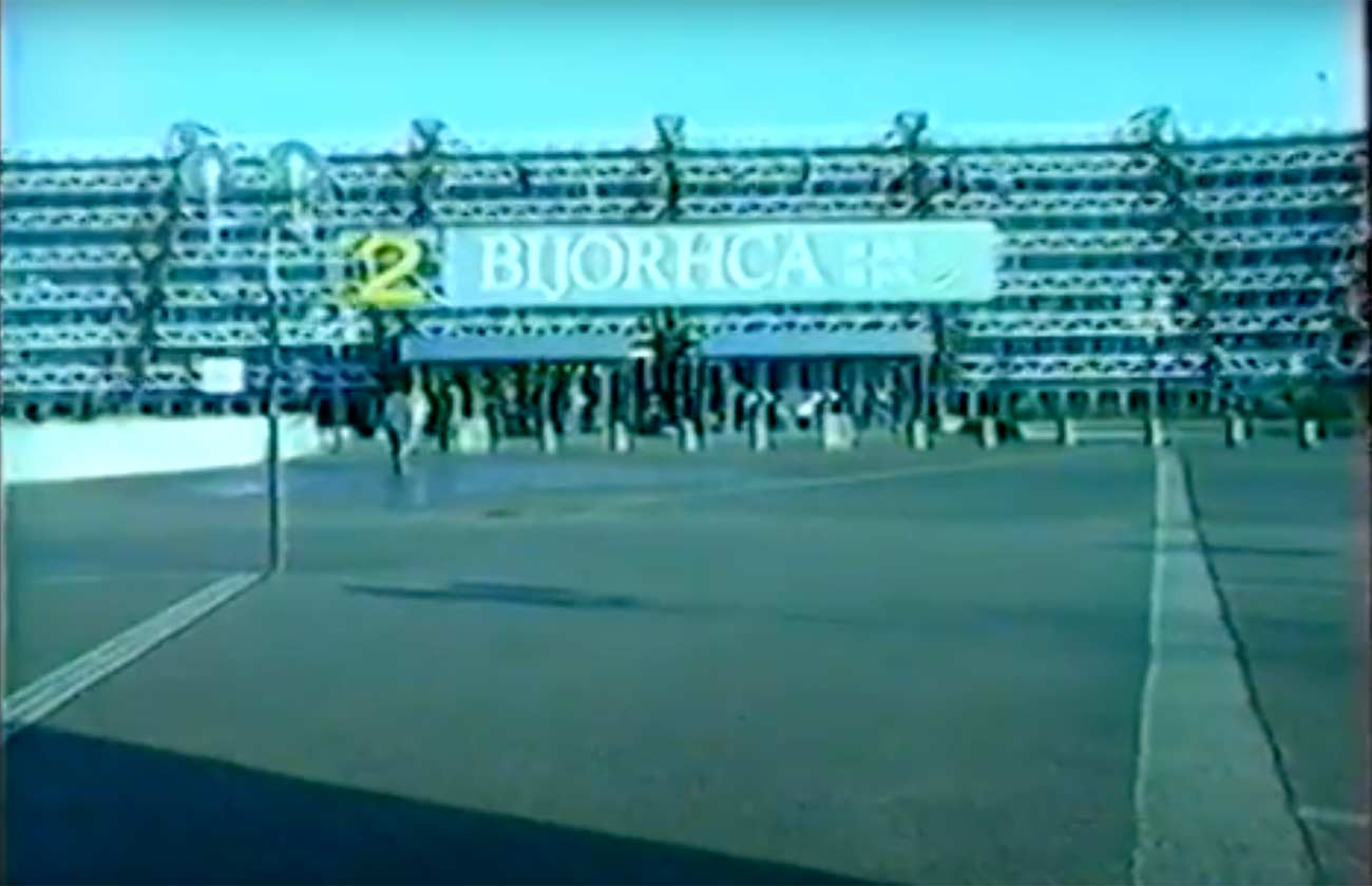 85ème Salon Bijorhca en 1988